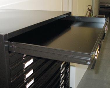 Cassettiere In Metallo Usate.Cassettiere Portadisegni